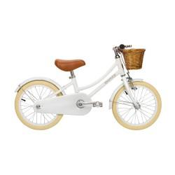 Vélo Classic White Banwood