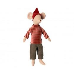 Christmas Mouse Boy Maileg