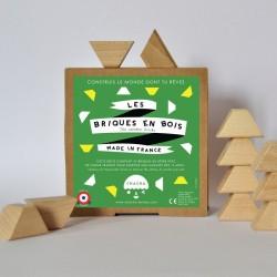 Cubes en bois Chacha