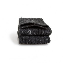 Chaussettes Femme en laine et cachemire Brillantes Smoky