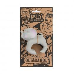 Bracelet de dentition Nelly l'Eléphant Oli & Carol