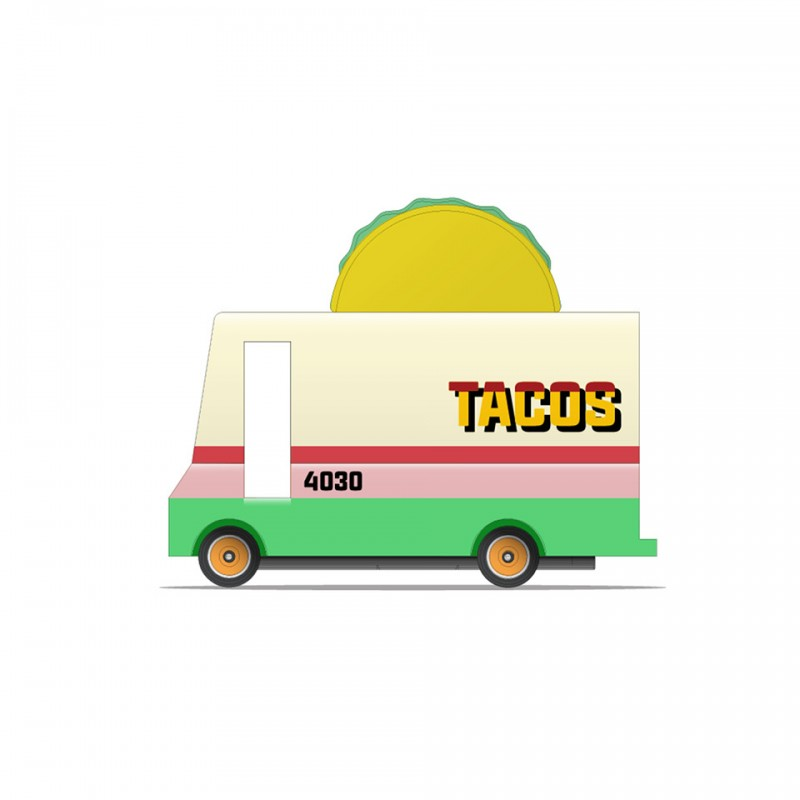 Camion Foodtruck Tacos Candylab