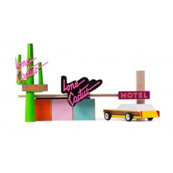 Lone Cactus Motel Candylab
