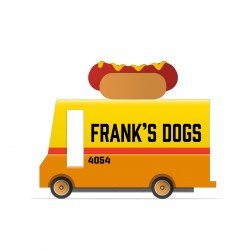 Camion Foodtruck Hot Dog Candylab