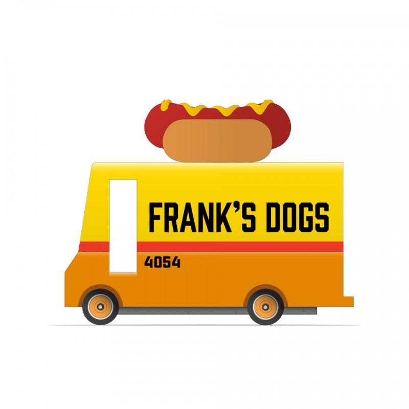 Camion Foodtruck Hot Dog Candylab