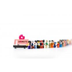 Camion Foodtruck Donut Candylab