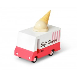 Camion Foodtruck Ice Cream Candylab