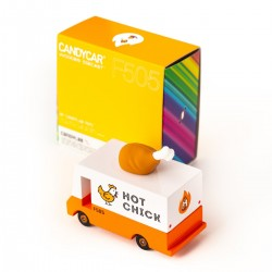 Camion Foodtruck Hot Chick Candylab