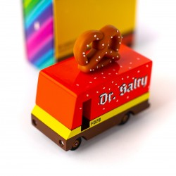 Camion Foodtruck Bretzel Candylab