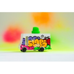 Camion Graffiti Candylab