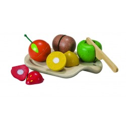 Assortiment de fruits Plan Toys PT3600