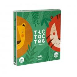 Morpion Tic Tac Toe Lion & Tigre de Londji