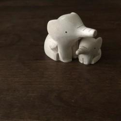 Famille Elephant de la marque japonaise Pole Pole T-Lab