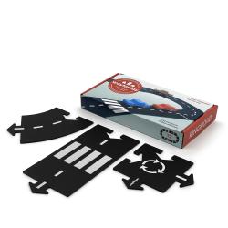 Périphérique Ringroad route flexible Way To Play 12 pièces