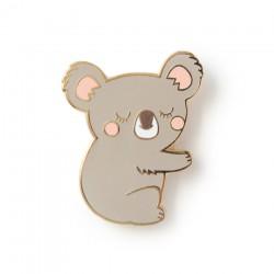 Pin's koala Zü