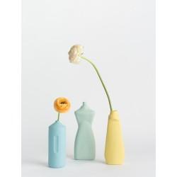 Vase 2 Light Blue Foekje Fleur