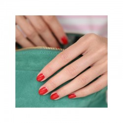 Vernis Green Poppy Red Manucurist