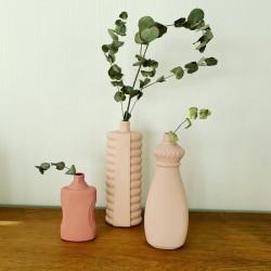 Vase 10 Pink Foekje Fleur