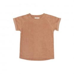 Tee-shirt Eponge Warm Biscuit Phil & Phae
