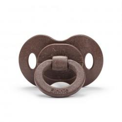 Tétine en Bambou et Latex Chocolate Elodie Details