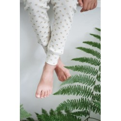 Legging Basilic Honey Poudre Organic
