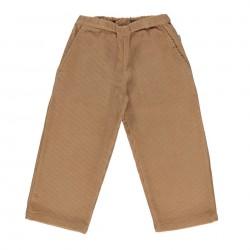 Pantalon Pomelos Indian Tan Poudre Organic