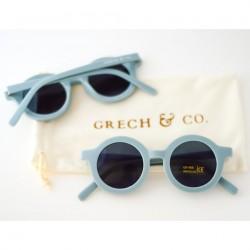 Lunettes de soleil Enfant Light Blue Grech & Co