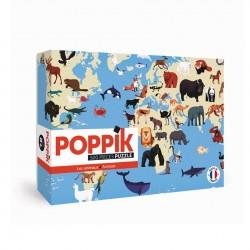 Puzzle Animaux 500 Pièces Poppik