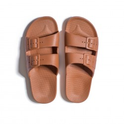 Claquettes Toffee Moses