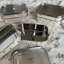 Lunch Box Pois Rouges Konges Sløjd