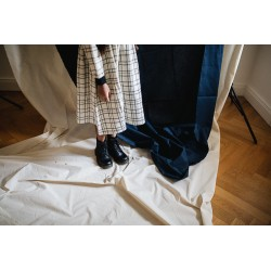 Robe en flanelle Monkind