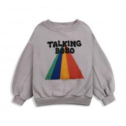 Sweat Talking Bobo Rainbow