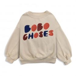 Sweat Bobo Choses Ecru