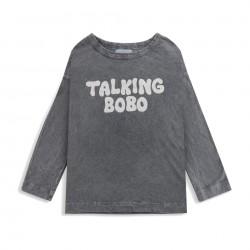 Tee-shirt Talking Bobo Gris