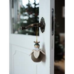 Boule de Noël Perce-Neige