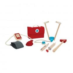 Ma valise de docteur Plan Toys PT3451
