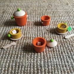 Service à thé Plan Toys PT3604