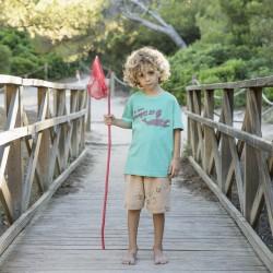 Bermuda Beige Time to Play Fresh Dinosaurs