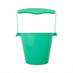 Seau vert canard Scrunch Bucket Duck Egg Green