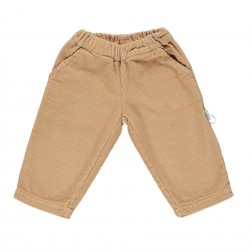 Pantalon Coco Indian Tan Poudre Organic