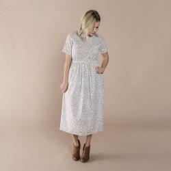 Robe Femme Dainty Leaves Rylee + Cru