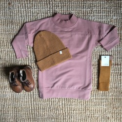 Robe sweat Hazel Blush Phil & Phae