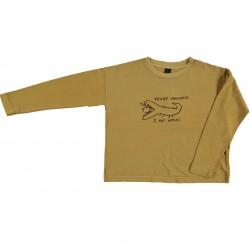 Tee-shirt Croco Vegan Bonmot