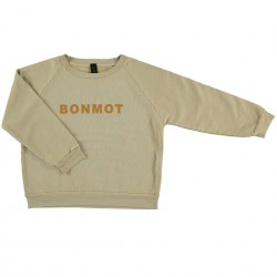 Sweat raglan Sésame Bonmot