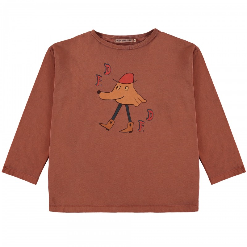 Tee-shirt FD Rodeo Fresh Dinosaurs