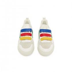 Veja x Bonton V10 Kid Velcro Emeraude