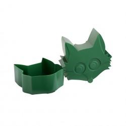 Boîte à goûter Renard Vert Blafre