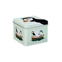 Boîte carrée Macareux Blafre