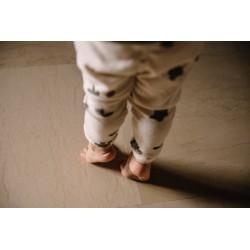 Legging Rom Pom Hazelnut Studio Bohème