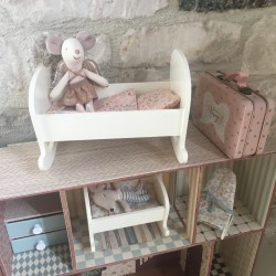 Grand berceau pour bébé souris Maileg